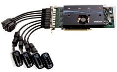 Видеокарта MATROX M9188E 1024LAF PCIex16, за