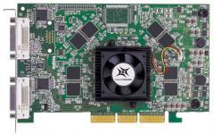 Видеокарта Matrox Perhelia 256Mb DDR , AGP, с