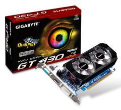 Видеокарта GT N430OC-1GL, 1GB DDR3, 128bit,