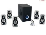 Звукова система TEAC XT-6 черна 5.1, 35W+5x11W