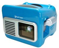 DVD мини проектор PocketCinema D10, AIPTEK с