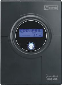 Аварийно захранване Power Must 1400VA/840W