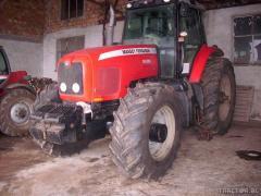 Трактор Massey Ferguson 6499