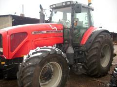 Трактор Massey Ferguson 8280