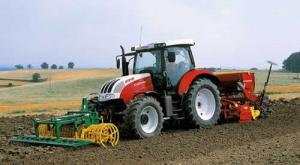 Трактор STEYR PROFI