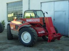 Трактор Manitou MLT 730 T turbo