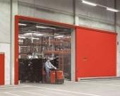 Пожарзащитни врати