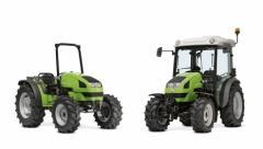 Трактор DEUTZ-FAHR AGROKID