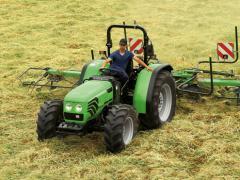 Трактор DEUTZ-FAHR AGROLUX