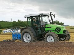 Трактор DEUTZ-FAHR AGROPLUS 67-87