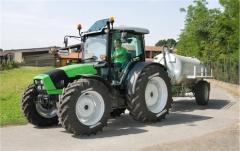Трактор DEUTZ-FAHR AGROFARM TTV