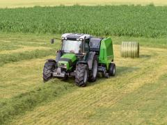 Трактор DEUTZ-FAHR AGROFARM