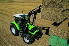 Трактор DEUTZ-FAHR AGROTRON K