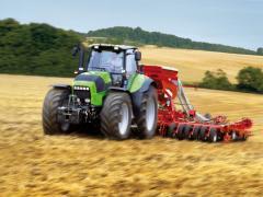 Трактор DEUTZ-FAHR AGROTRON X