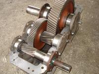 Цилиндрични редуктори