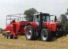 Трактор Massey Ferguson  Серия 8400