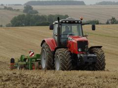 Трактор Massey Ferguson серия 7400