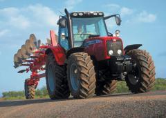 Трактор Massey Ferguson серия 6400