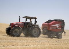 Трактор Massey Ferguson серия 4400