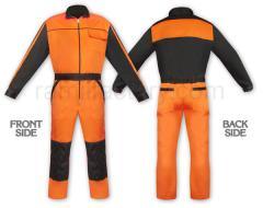 Работно облекло Гащеризон G1400