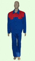 Лятно работно облекло модел 204