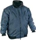 Водозащитно яке с качулка, PVC/полиестер