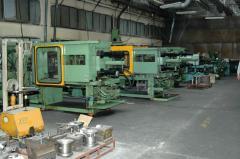 Продажба на производствена база за пластмасови