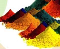 Pigments pastes
