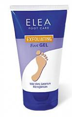 Soft granules & fruit acid face exfoliant