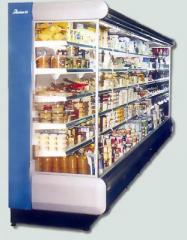 Хладилни стени с вграден агрегат