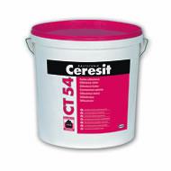 Силикатна боя за фасади и интериори Ceresit CT 54