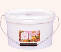 Плодови пълнежи и полуфабрикати мармелад ягода