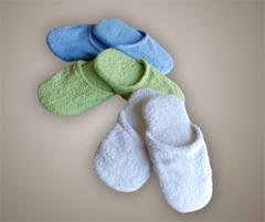 Slippers for Sauna