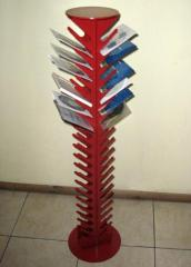 Racks for disks