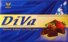 Дива бонбони асорти