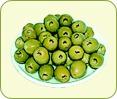 Зелени маслини без костилка