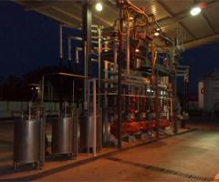 Петролна база Проект Скидове