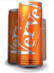 Eнергийната напитка на бъдещето VEMMA VERVE® с нов