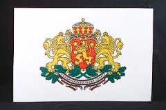 Картонен герб гланциран