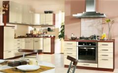 Кухня по проект Fides