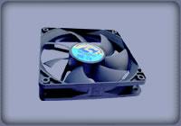 Вентилатор 120x120x25mm 12V, 3/4 pin Sleeve