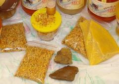 Продукти пчелни