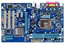 Дънна платка GIGABYTE P61-USB3-B3, soc 1155,