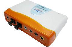 Звукова карта USB 7.1 канална