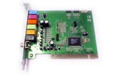 Звукова карта вътрешна C-Media 8768 8 канална PCI