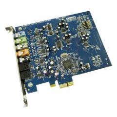 Звукова карта вътрешна PCI-Express Creative X-Fi