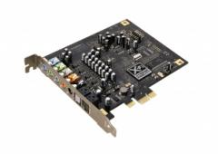 Звукова карта вътрешна PCI Express X-Fi Titanium -
