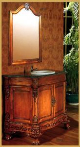 Огледало и шкаф с мивка