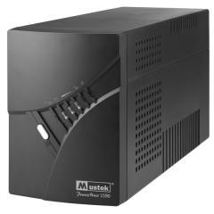 Аварийно захранване Power Must 1500VA/900W, USB