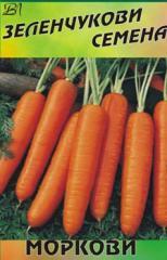 Моркови, семена